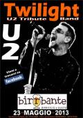 Twilight u2 Tribute Band live