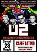 U2 Tribute Night live at Caffè Latino - Broken Frames u2 Tribute Band