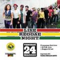 Live Reggae Night - B.u.m. Bari Upbeat Movement + Frequenza Dub