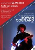 Rowan Coupland live concert da Brighton, UK
