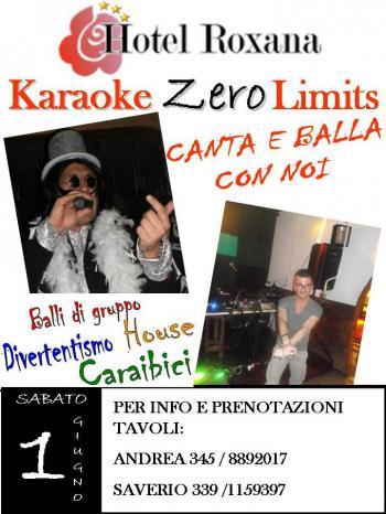 Karaoke zero limits pulsano il tacco di bacco - Una finestra tra le stelle karaoke ...