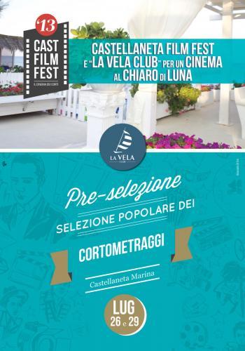 Castellaneta FilmFest 2013 - Selezione popolare dei cortometraggi
