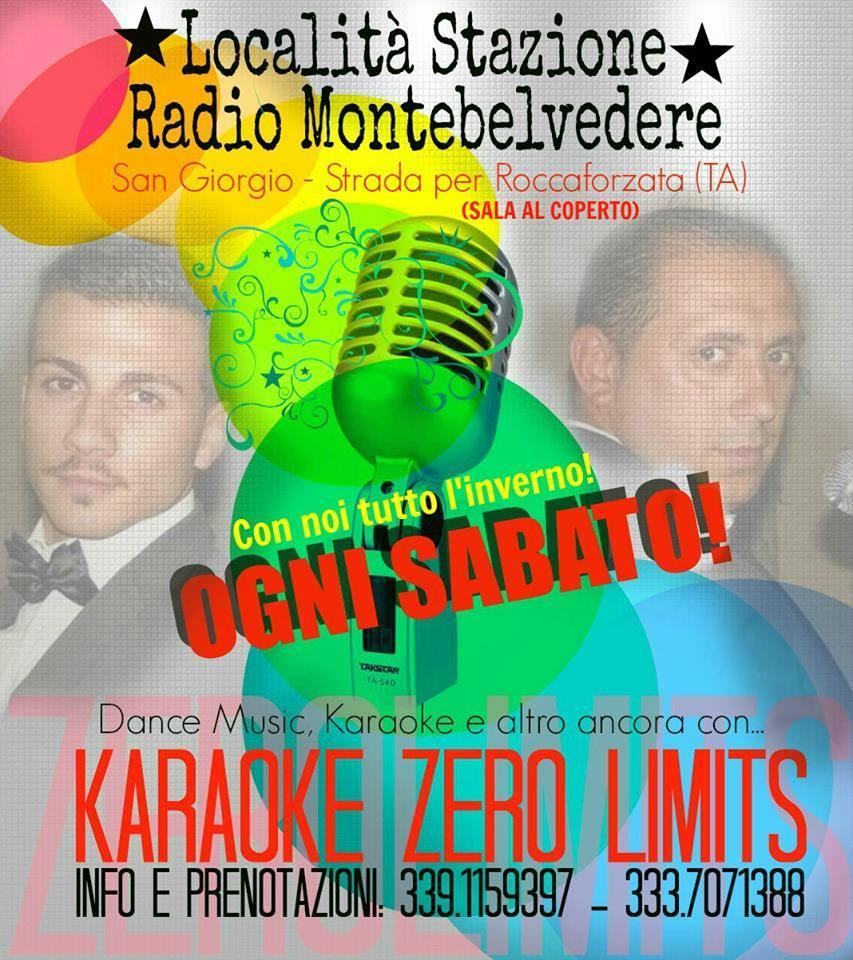Stazione radio monte bel vedere winter session san giorgio jonico il tacco di bacco - Specchi riflessi karaoke ...