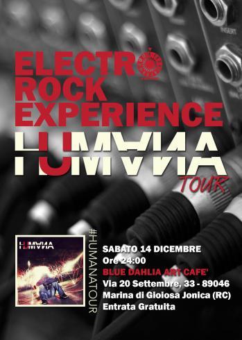 Humana Tour - Electro Rock Experience