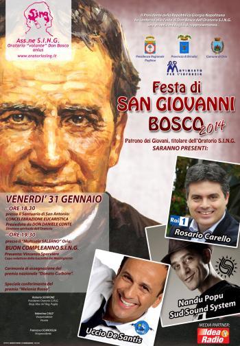 Festa San Giovanni Bosco 2014