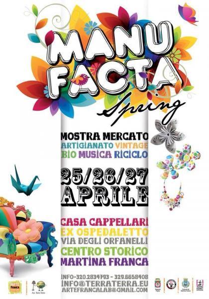 Manufacta Spring Edition