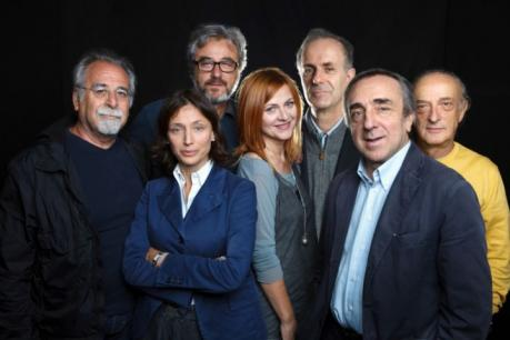 La Scuola con Silvio Orlando e Marina Massironi