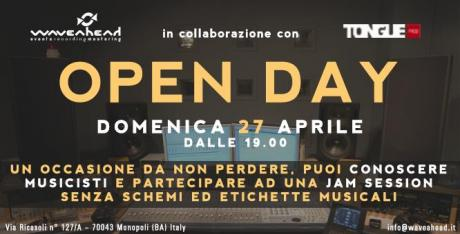 Open Day - Jam Session