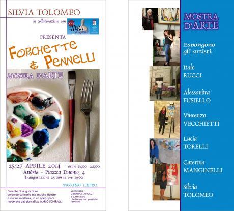 Forchette & Pennelli