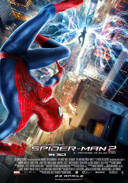 The Amazing Spider-Man 2: Il Potere di Electro (3D)