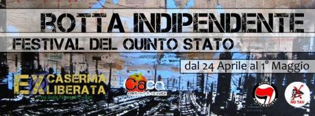 Rotta Indipendente. Festival del Quinto Stato