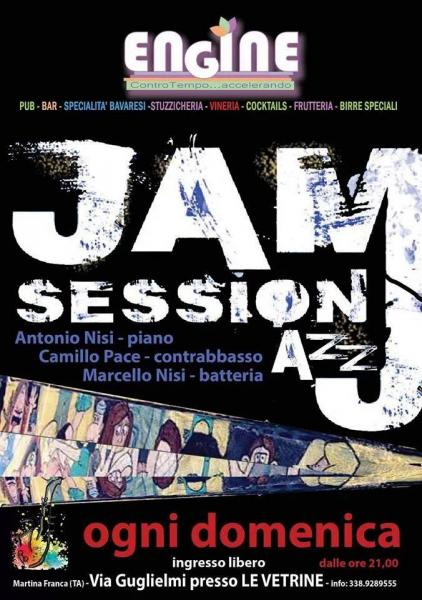 La Domenica in Jam: la Jam Session Jazz!