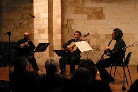Trio Mauro Giuliani al Mat