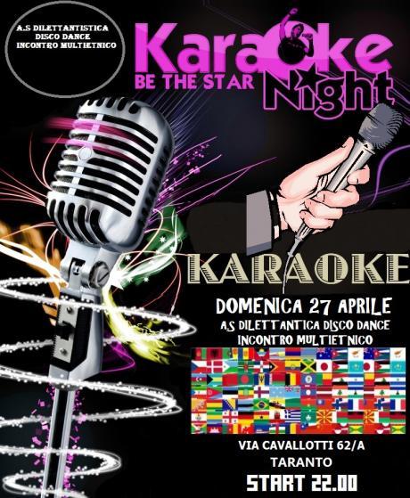 Karaoke be The Star Night