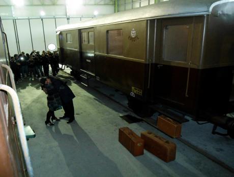 """""""Un viaggio nel tempo"""" al Museo Ferroviario a Lecce domenica 27 aprile"""