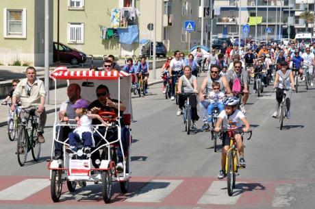 Lungo il Mare di Bari: 2^ Edizione passeggiata ecologica in bicicletta