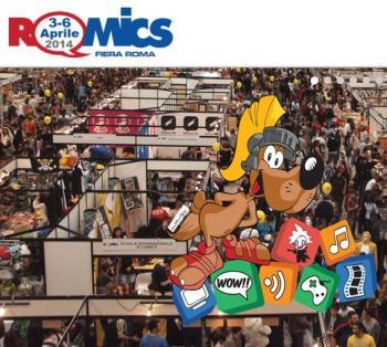 Romics 2014 - Edizione Primaverile
