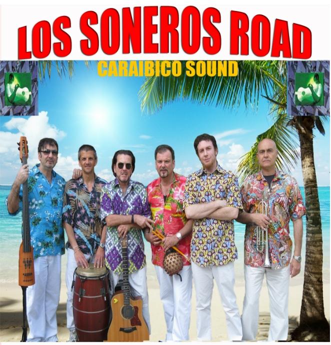 los soneros road band in concerto roma il tacco di bacco