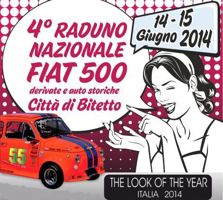 Calendario Raduni Fiat 500 2020.Il Tacco Di Bacco