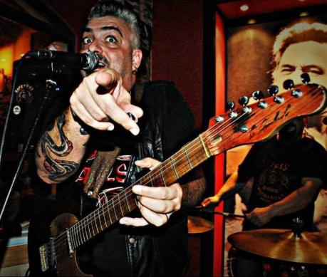 Don Diego RockandRoll Band (ex Adels) in concerto