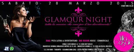 Glamour Party Villa Casale