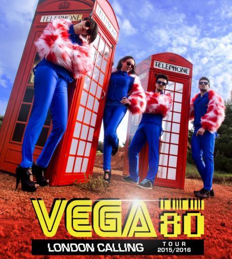 Serata di inaugurazione con Vega80 in concerto.