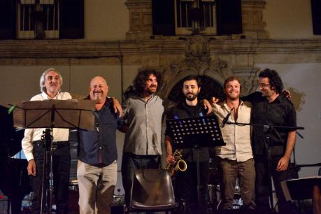 """1° Ostuni Festival Jazz """"Camillo Pace e Pasquale Mega"""""""