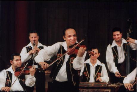"""ORCHESTRA TZIGANA DI BUDAPEST - """"Notte gipsy"""""""