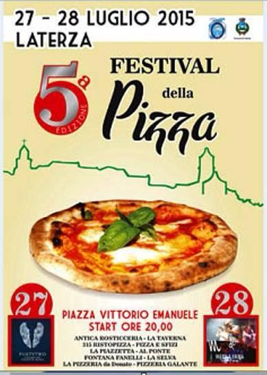 Festival della Pizza - V^ Edizione