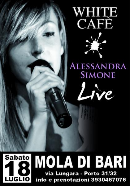 Alessandra Simone live