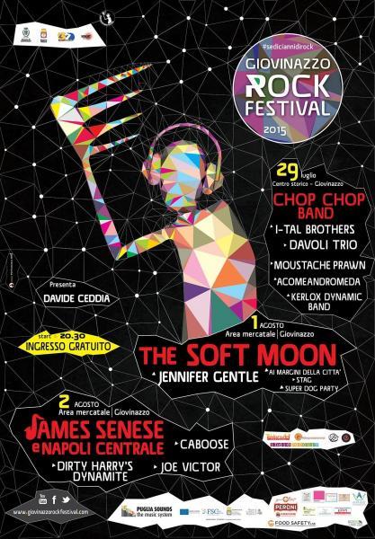 Giovinazzo Rock Festival 2015 - XVI Edizione