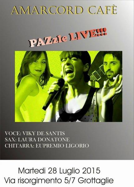 PAZZLE live