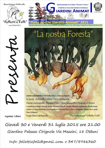 """""""La nostra Foresta"""""""