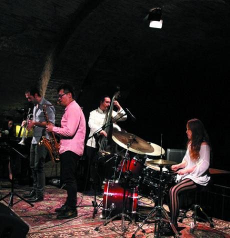 """1° Ostuni Festival Jazz """"MISSION FORMOSA"""" QUINTETTO"""