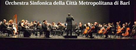 Concerto dell'Orchestra Sinfonica 'Città Metropolitana di Bari' - Festa San Nicola Torre a Mare 2015