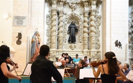 41° Festival della Valle d'Itria - All'ora sesta