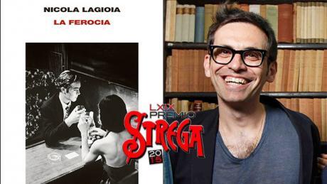 Fucine Letterarie presenta gli 'Almanacchi Letterari' con il Premio Strega 2015 Nicola Lagioia