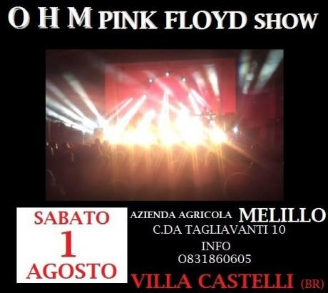 Ohm Pink Floyd live Show