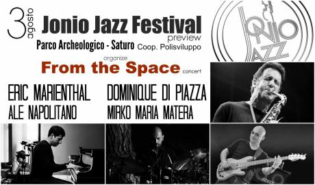 "CONCERTO EVENTO ""From the Space"""