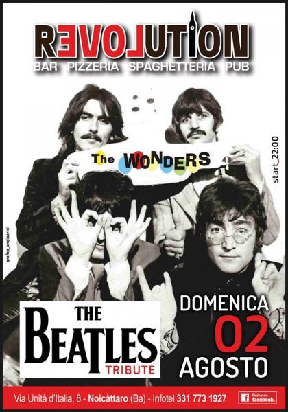 The Wonders - Tributo ai Beatles