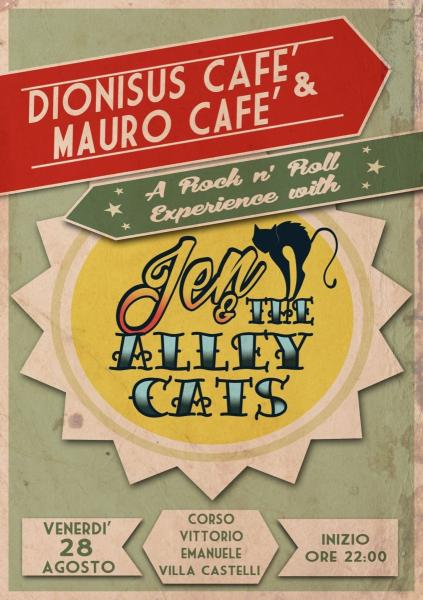 Jen e The Alley Cats