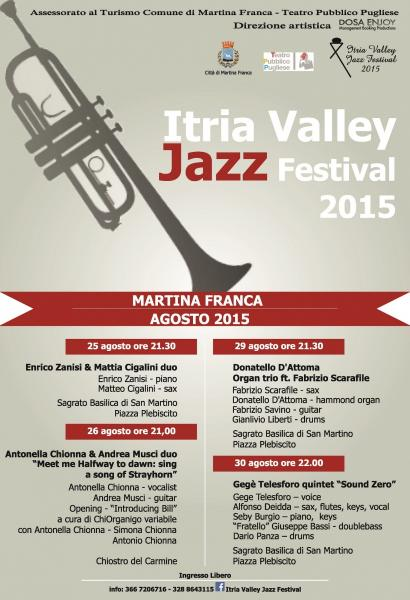 Itria Valley Jazz Festival