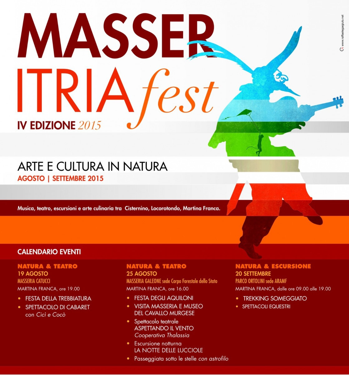 Calendario Eventi Martina Franca.Masseritria Fest 2015 Martina Franca Il Tacco Di Bacco