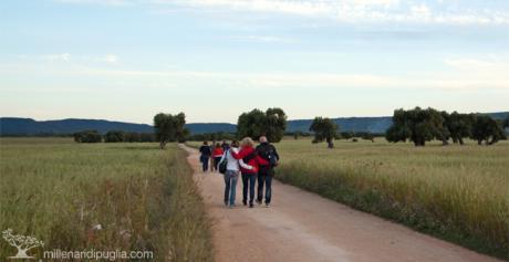 Escursione da Masseria Fontenuova tra natura, grotte e paesaggi rurali