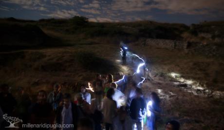 Bianchi Sentieri, ultima escursione notturna al chiaro di luna