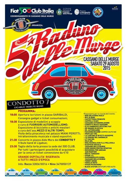 CONDOTTO 7 (Ligabue Tribute Band) live