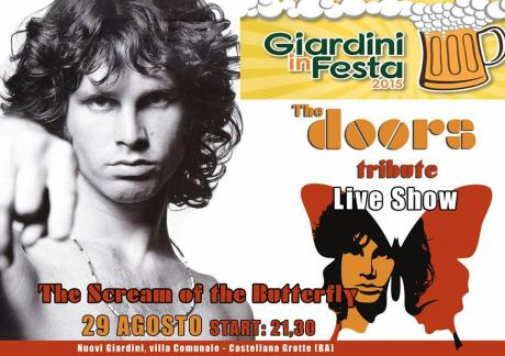 THE DOORS TRIBUTE live