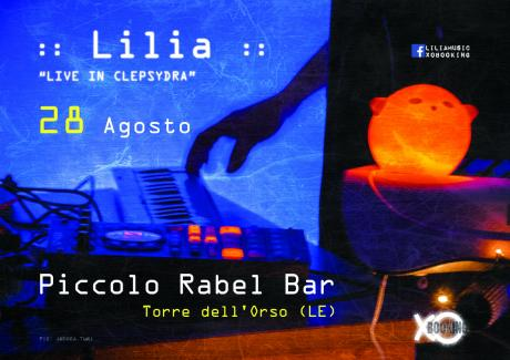 Lilia live in Clepsydra