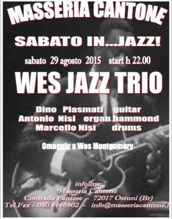 Sabato In... jazz!