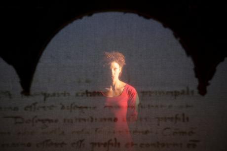 Piero della francesca il punto e la luce taranto il for Punto luce bari